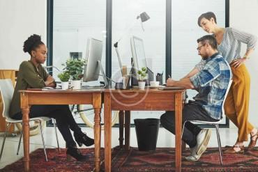 Changing American Work Habits