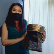 'Foam Armoury' and Stephanie Chan